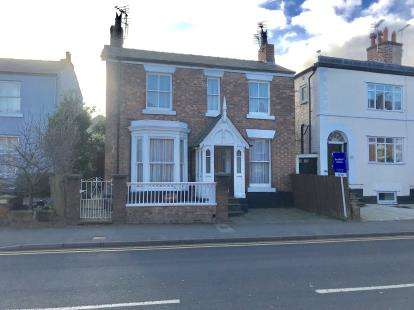 3 Bedrooms Detached House for sale in Tarvin Road, Boughton, Chester, Cheshire, CH3