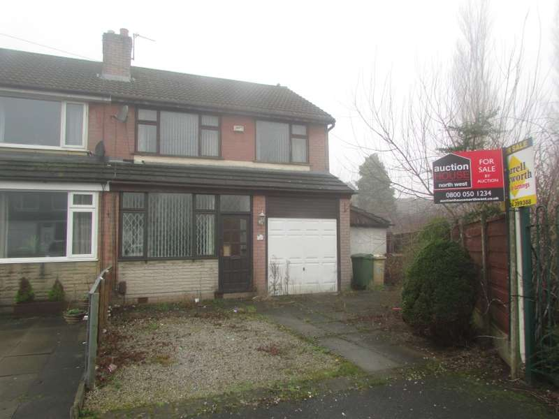 3 Bedrooms Semi Detached House for sale in 19 Devoke Grove, Bolton, Greater Manchester