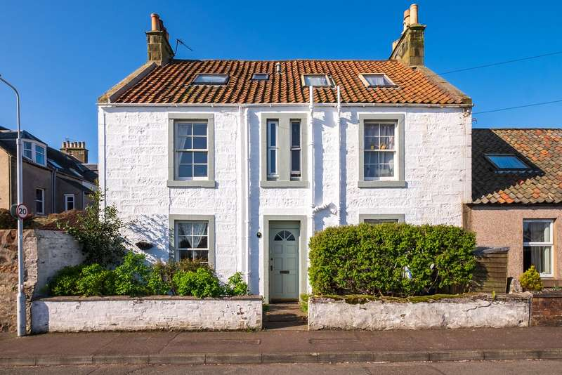 3 Bedrooms Semi Detached House for sale in South House, 17 Hope Place, St. Monans, Anstruther, Fife, KY10
