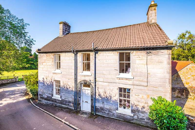 5 Bedrooms Detached House for sale in Gateside House, 19 Bridge Street, Saline, Dunfermline, Fife, KY12