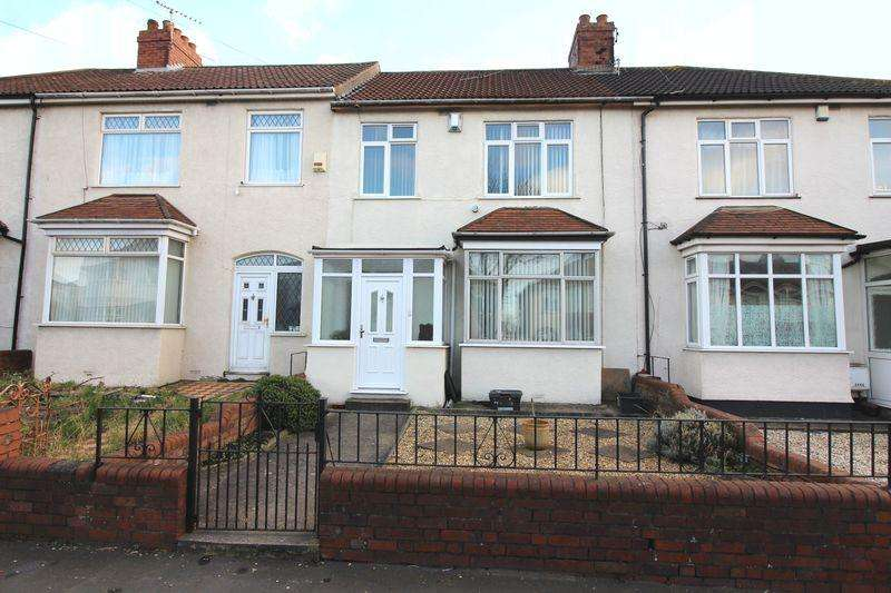3 Bedrooms Terraced House for sale in Whitehall Road, St George, Bristol