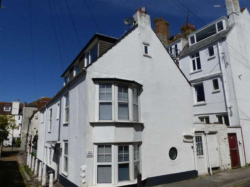 5 Bedrooms Semi Detached House for sale in South Parade, Weymouth, Dorset