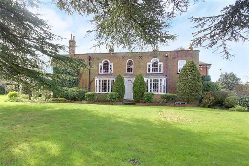 10 Bedrooms Detached House for sale in 10 Bed House And 7 Bed Cottage, Blanche Lane, South Mimms, Hertfordshire