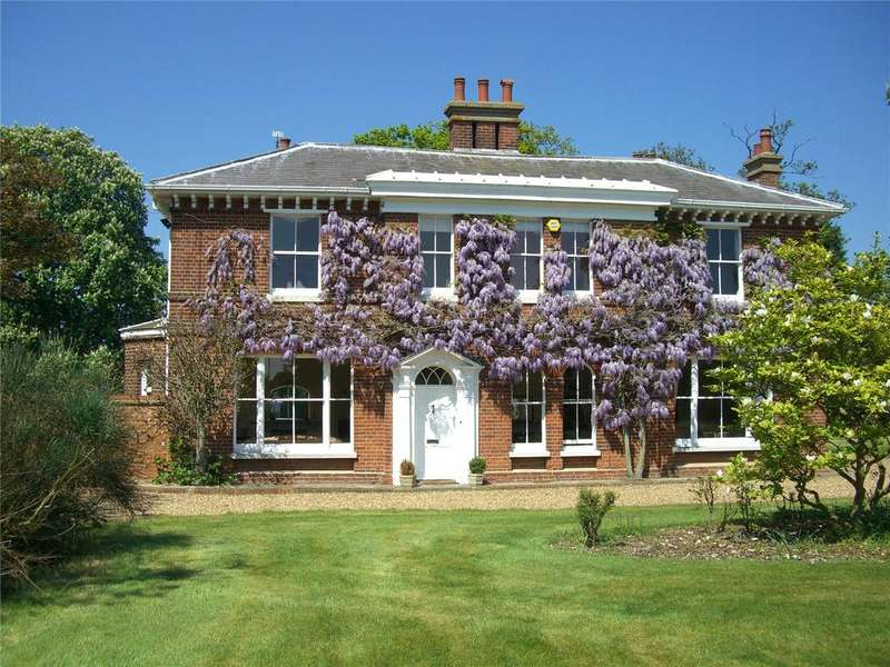 7 Bedrooms Detached House for sale in Rushes Lane, Asheldham, Essex, CM0