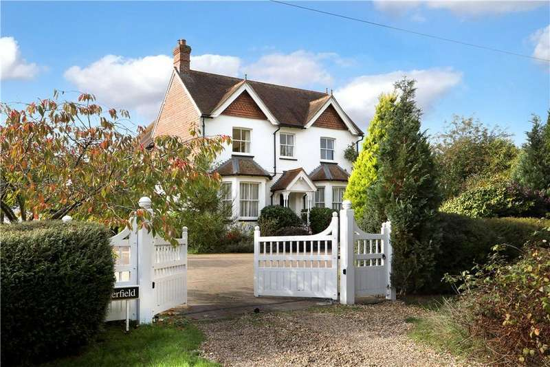 6 Bedrooms Detached House for sale in Sherfield Green, Sherfield-on-Loddon, Hook, Hampshire, RG27