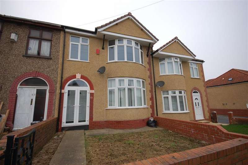 3 Bedrooms Terraced House for sale in Marling Road, St George, Bristol, BS5 7LN