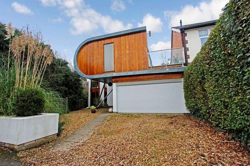 4 Bedrooms Detached House for sale in Shanklin Drive, Leicester, LE2