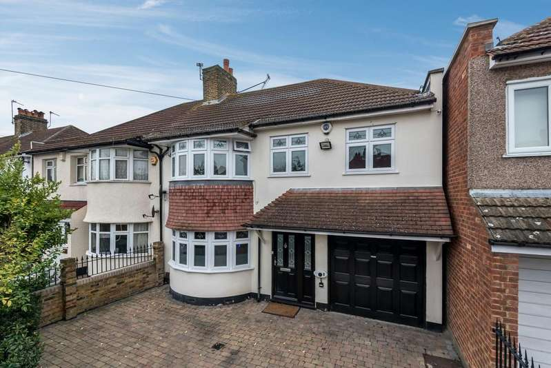 4 Bedrooms Semi Detached House for sale in Gipsy Road Welling DA16