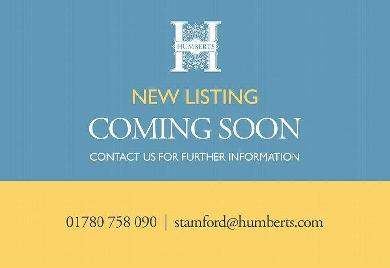 5 Bedrooms Detached House for sale in COMNG SOON, Stamford