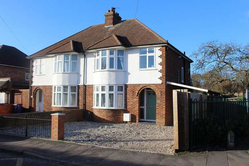 3 Bedrooms Semi Detached House for sale in Cambridge Road, Hitchin, SG4