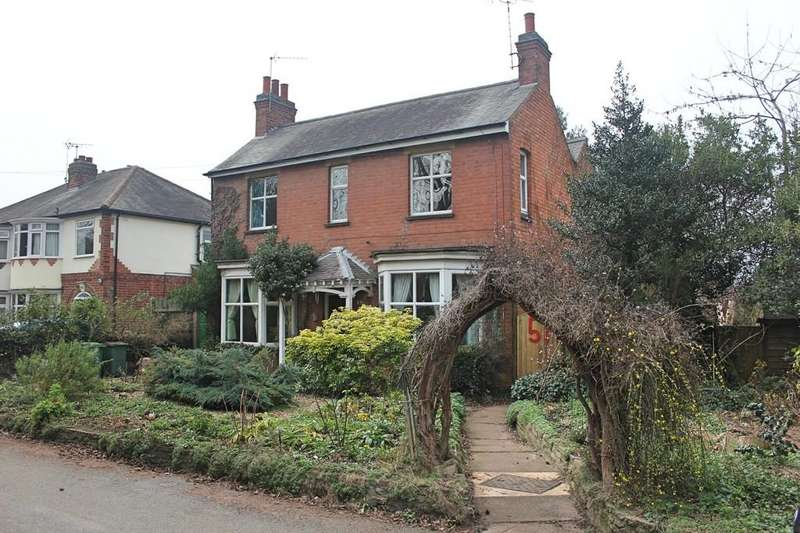3 Bedrooms Detached House for sale in Granville Road, Wigston, Leicester