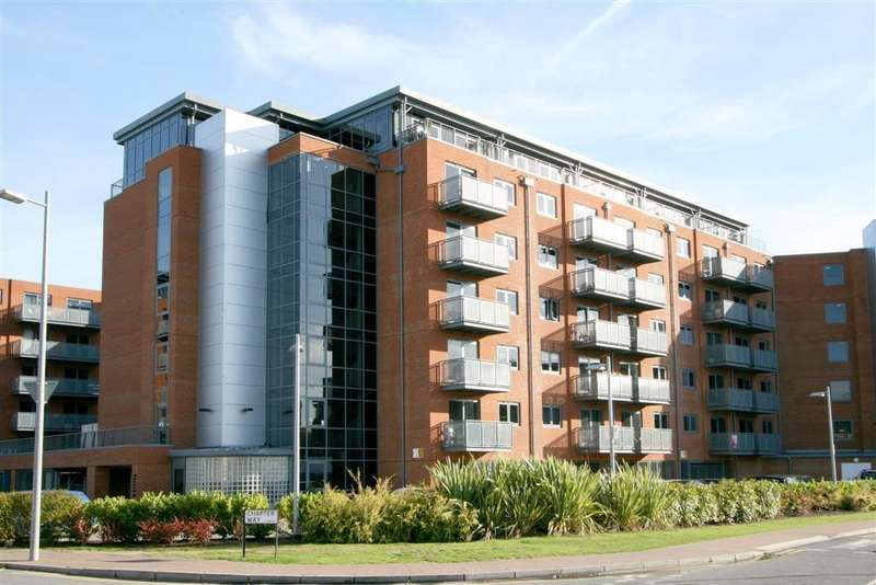 2 Bedrooms Apartment Flat for sale in Vista House, Chapter Way, Colliers Wood, SW19