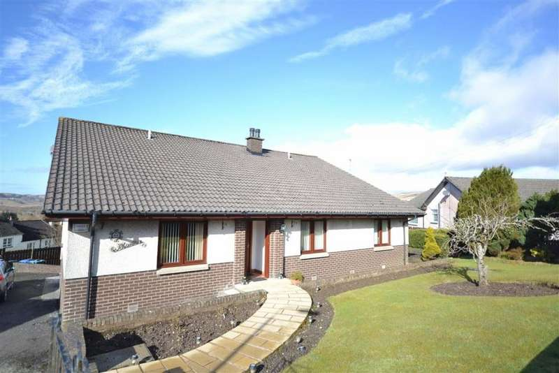 4 Bedrooms Detached Villa House for sale in Rhanna High Main Street, Dalmellington, KA6 7QN