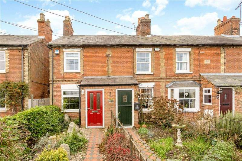 2 Bedrooms Terraced House for sale in Eythrope Road, Stone, Aylesbury, Buckinghamshire