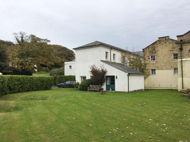 2 Bedrooms End Of Terrace House for sale in West Villa, Tehidy Park, Tehidy, Camborne, Cornwall
