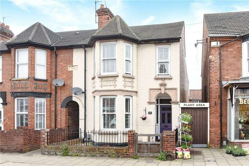 4 Bedrooms Unique Property for sale in Castle Road, Bedford, Bedfordshire