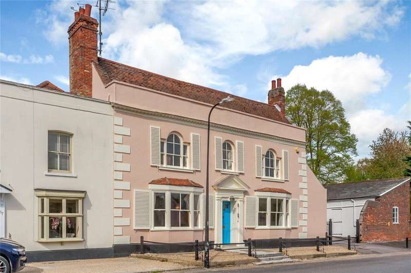 5 Bedrooms End Of Terrace House for sale in East Street, Coggeshall, Colchester, CO6