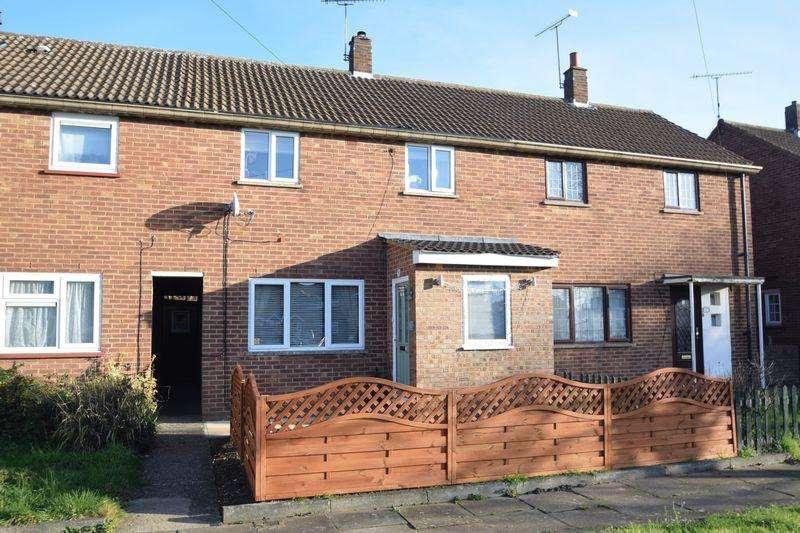 2 Bedrooms Terraced House for sale in Waterslade Green, Luton