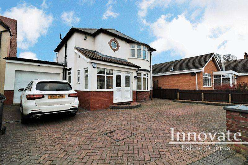 3 Bedrooms Detached House for sale in Newlands Drive, Halesowen