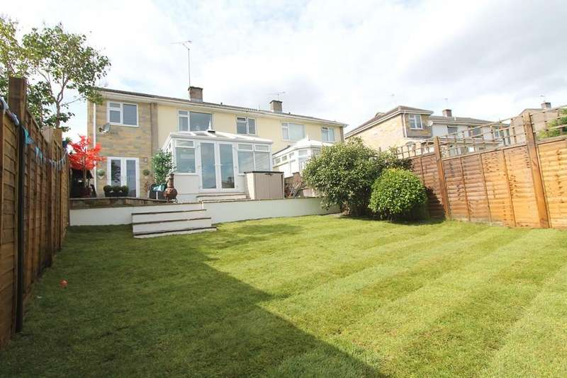 4 Bedrooms Semi Detached House for sale in Parklands, High Littleton, Bristol