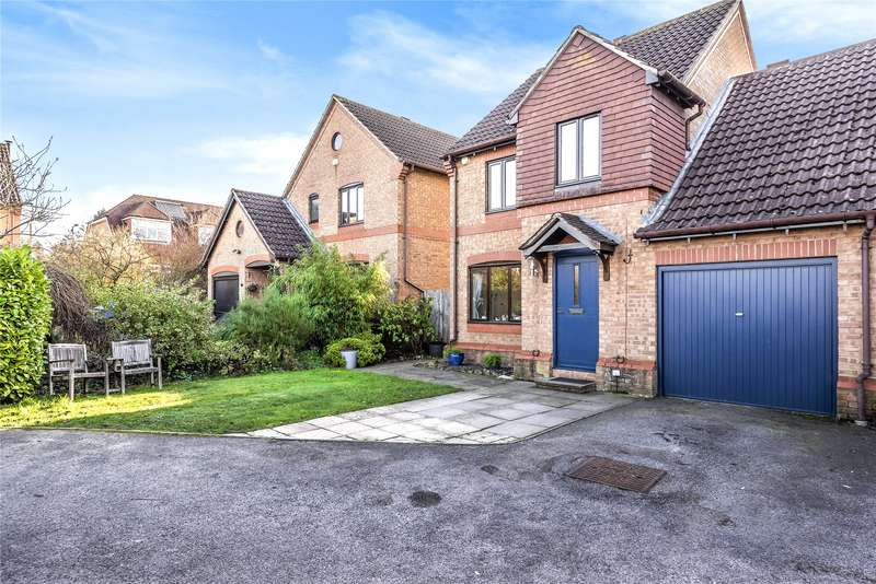 3 Bedrooms Link Detached House for sale in Astra Mead, Winkfield Row, Bracknell, Berkshire, RG42