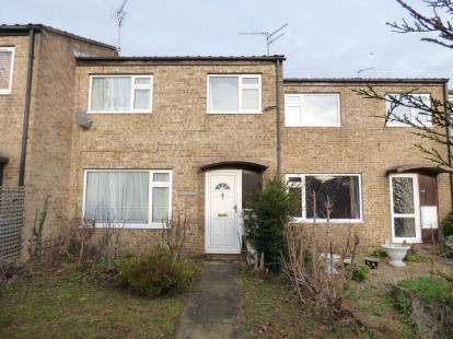 3 Bedrooms Terraced House for sale in Deerleap, South Bretton, Peterborough, Cambridgeshire
