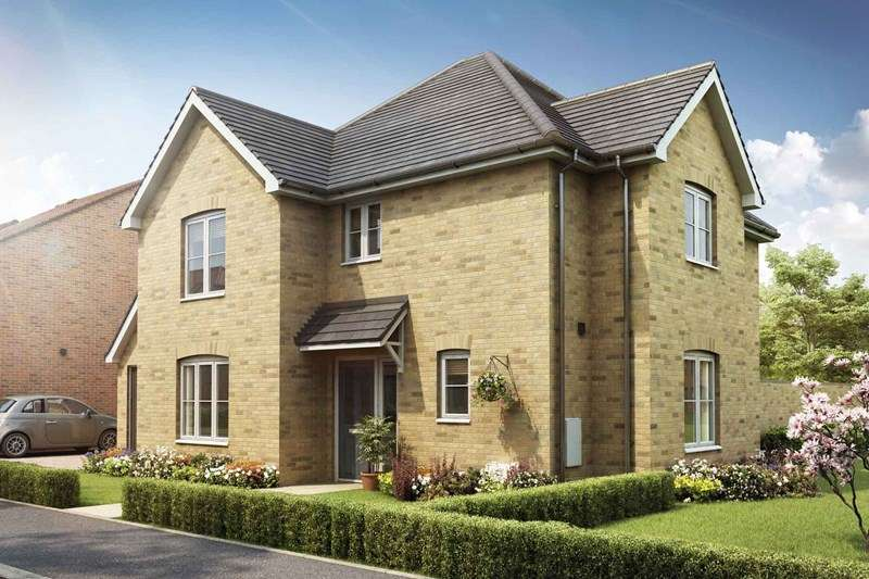 4 Bedrooms Detached House for sale in Star Lane, Great Wakering, Southend-On-Sea