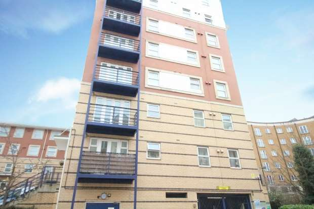Flat for sale in The Spires, Hemel Hempstead, Herefordshire, HP2 4FS