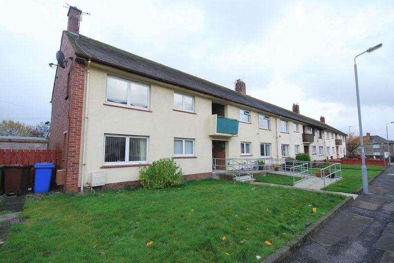 1 Bedroom Flat for sale in 3C Maryfield Place, Ayr, KA8 9DH