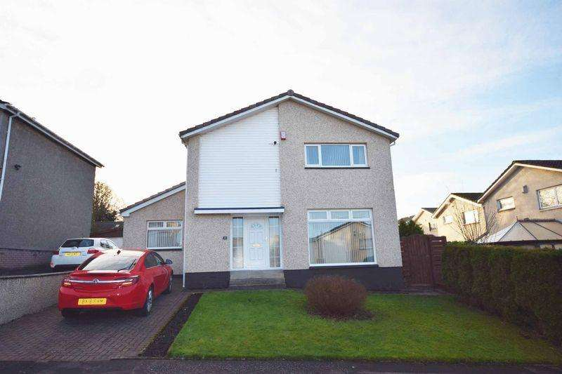 3 Bedrooms Detached House for sale in Macdonald Place, Kilmarnock