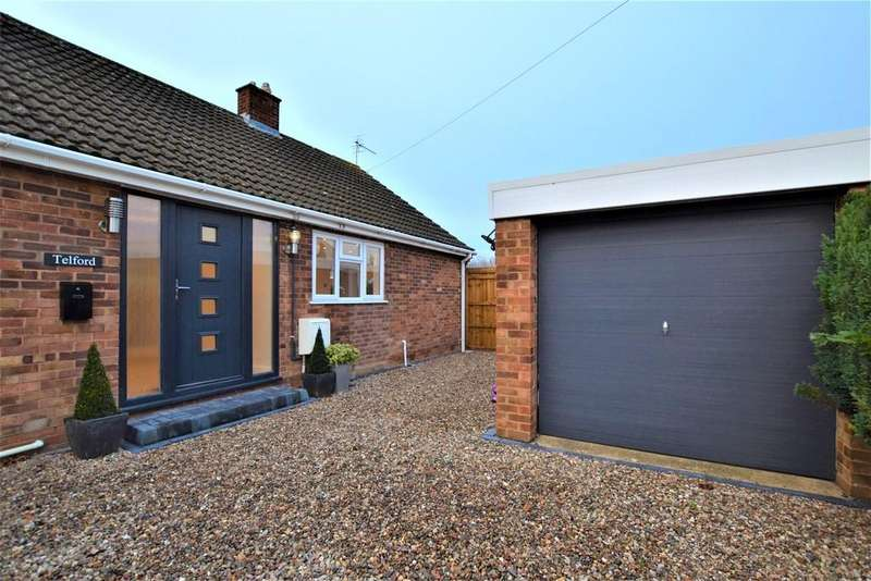 3 Bedrooms Detached Bungalow for sale in North Road East, Cheltenham