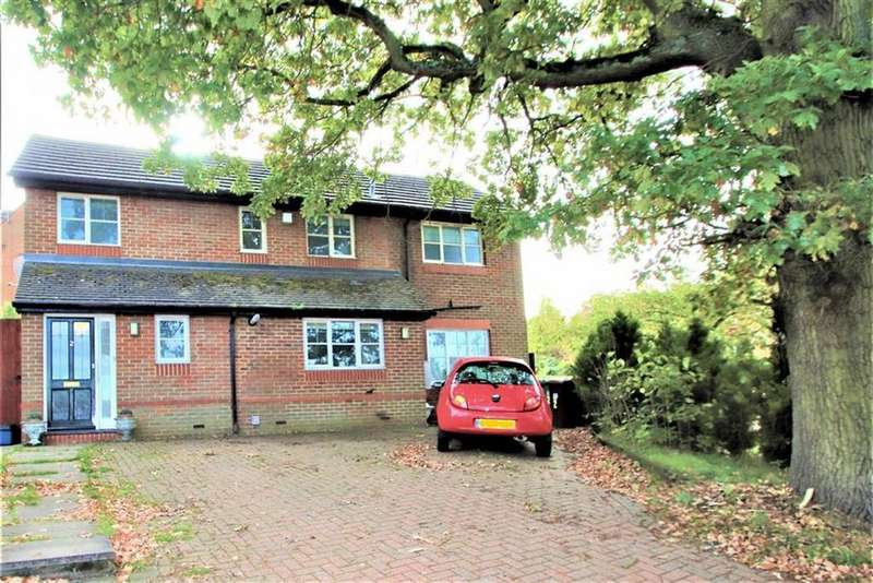 4 Bedrooms Detached House for sale in Nell Gwynn Close, Shenley, Hertfordshire
