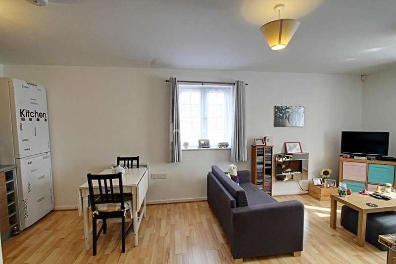 2 Bedrooms Flat for sale in Lady Jane Walk, Scraptoft, Leicester