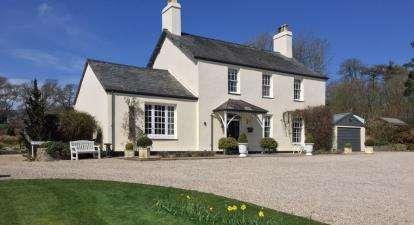 5 Bedrooms Detached House for sale in Boduan, Pwllheli, Gwynedd, ., LL53