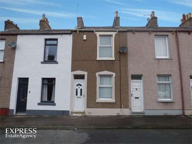 2 Bedrooms Terraced House for sale in Jane Street, Maryport, Cumbria