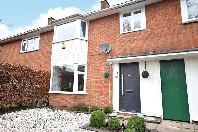 3 Bedrooms Terraced House for sale in Horewood Road, Bracknell, Berkshire, RG12
