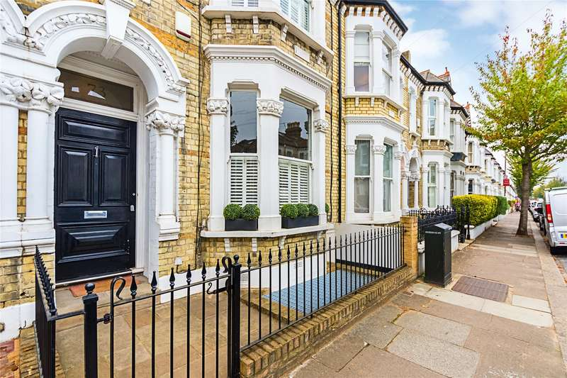 5 Bedrooms House for sale in Montholme Road, London, SW11