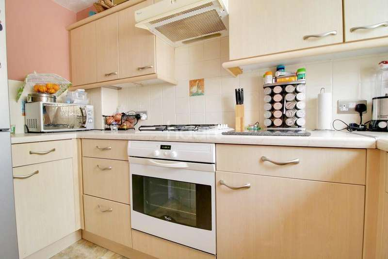 2 Bedrooms End Of Terrace House for sale in Arnald Way, LU5