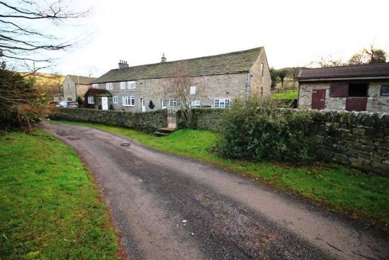 4 Bedrooms Farm House Character Property for sale in Whitfield Barn Farm, Cross Cliffe