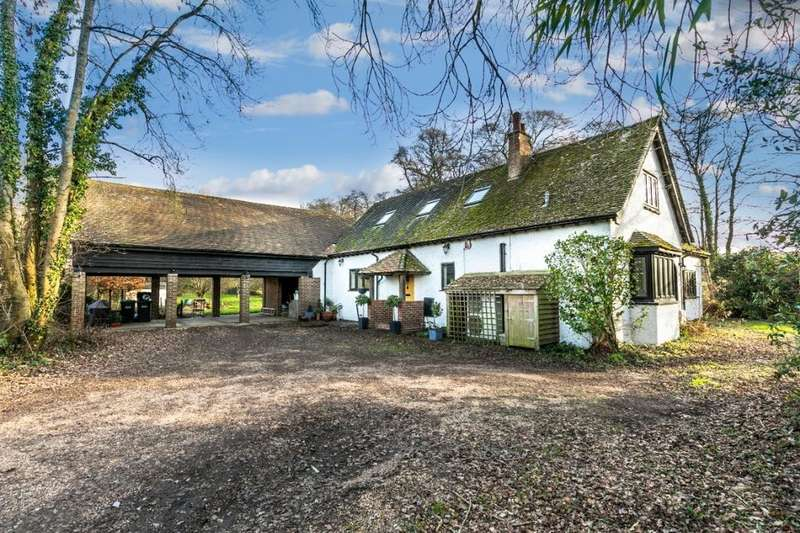 4 Bedrooms Detached House for sale in Brighton Road, Hurstpierpoint, West Sussex, BN6