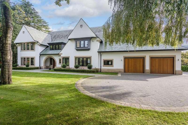 6 Bedrooms Detached House for sale in Broad Lane, Hale