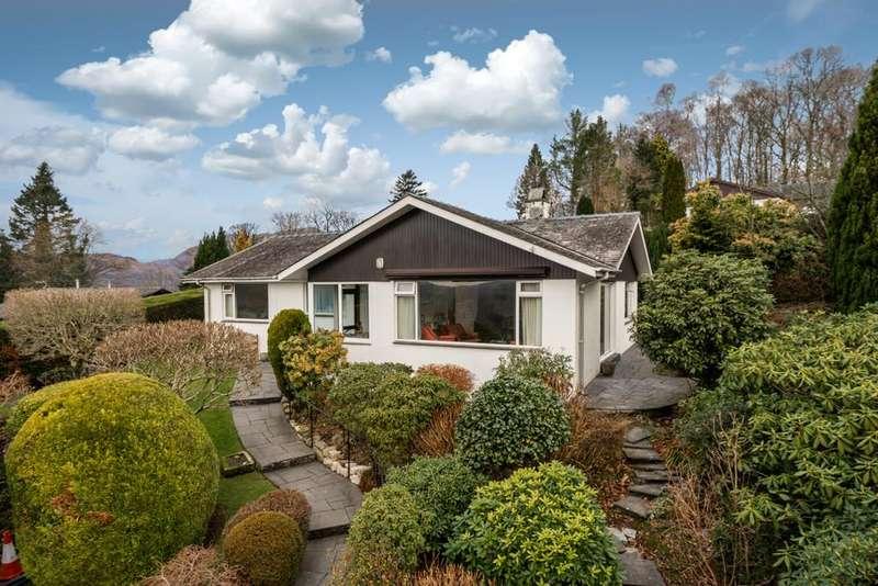 2 Bedrooms Detached House for sale in Edgecroft, Gale rigg, Ambleside, Cumbria LA22 0AZ