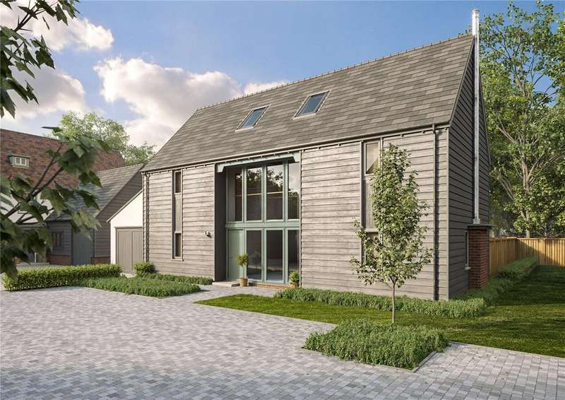 4 Bedrooms Detached House for sale in Thorpe Lea, Great Chesterford, Saffron Walden, CB10