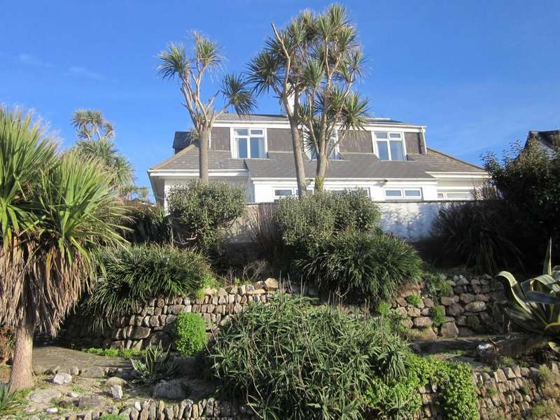 5 Bedrooms Detached House for sale in Trewelloe Road, Praa Sands