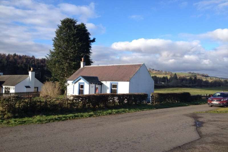 2 Bedrooms Detached Bungalow for sale in Beattock, Moffat, DG10