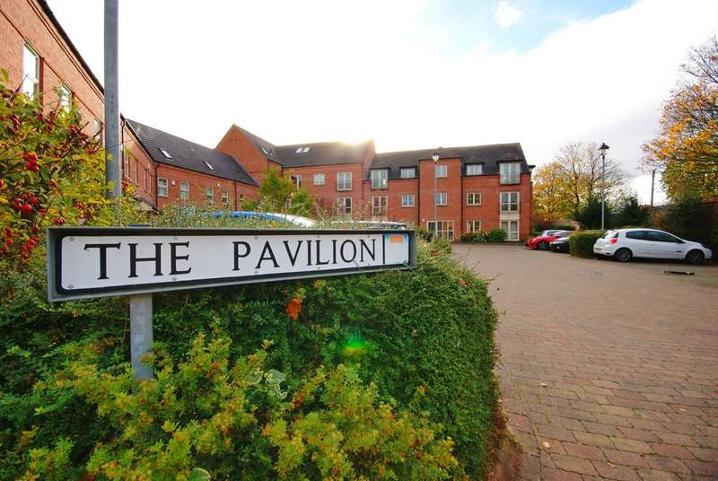 2 Bedrooms Apartment Flat for sale in The Pavilion, Lincoln, LN1