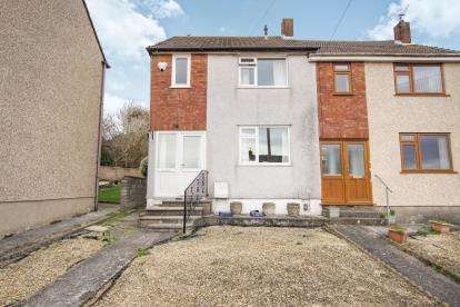 2 Bedrooms Semi Detached House for sale in Cotswold View, Kingswood, Bristol
