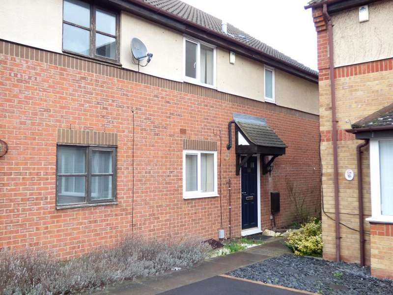 2 Bedrooms Terraced House for sale in Poppyfields, Bedford, MK41 0TN