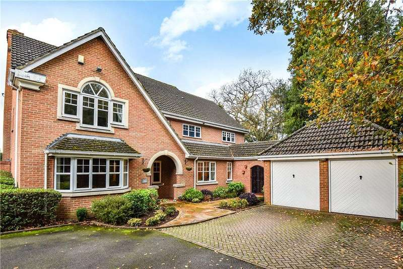 6 Bedrooms Detached House for sale in The Maultway, Camberley, Surrey, GU15
