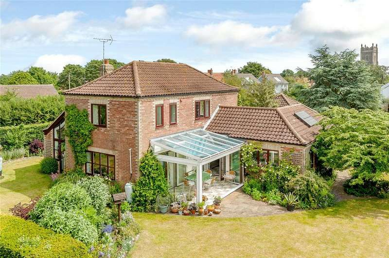 3 Bedrooms Detached House for sale in The Street, Walberswick, Southwold, Suffolk